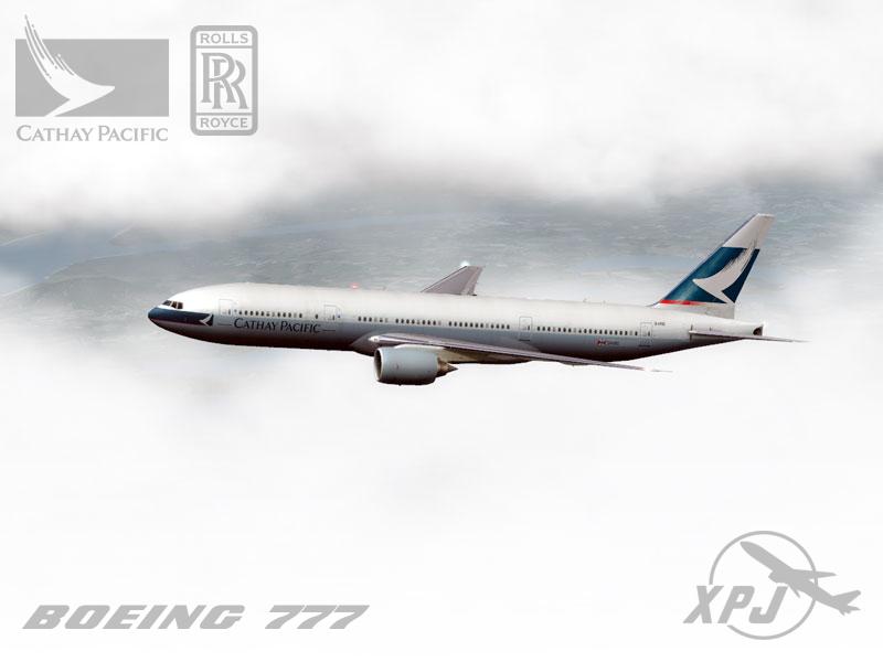 Boeing 777 XP Jets