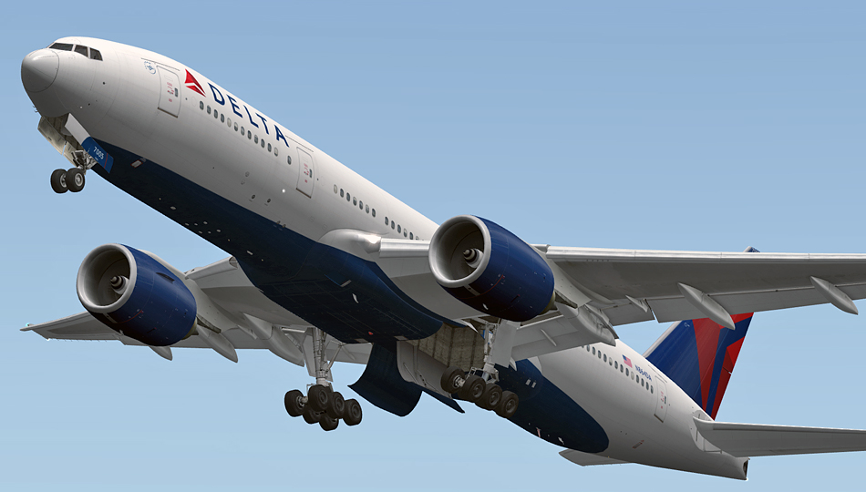 777 Exterior Model XP Jets