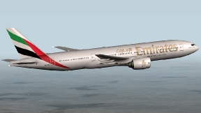Emirates Boeing 777-21HER