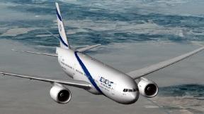 El Al Israel Airlines Boeing 777-258ER