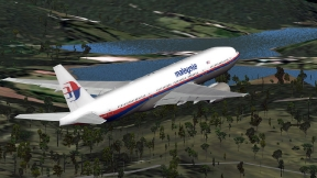 Malaysia Airlines Boeing 777-2H6ER