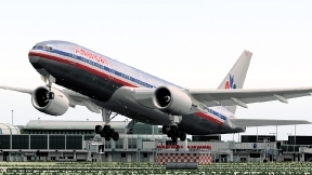 American Airlines Boeing 777-223ER