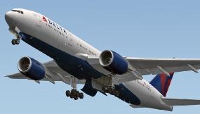 Delta Air Lines Boeing 777-232ER