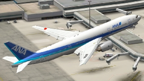 All Nippon Airways Boeing 777-281ER